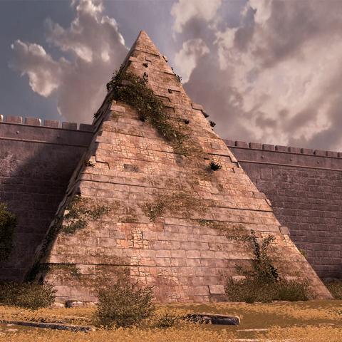 ssstendhal ocio piramides cestia