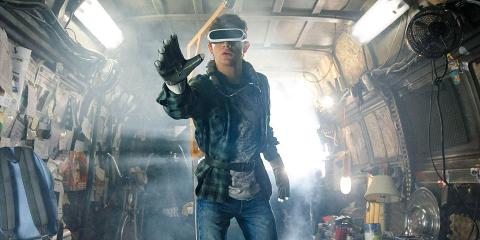 ssstendhal arte cine distopico ready player one