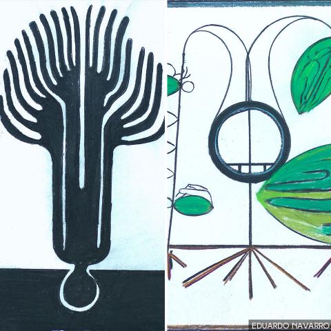 ssstendhal arte encuentro vegetal eduardo navarro