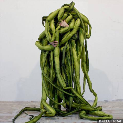 ssstendhal arte encuentro vegetal ingela ihrman